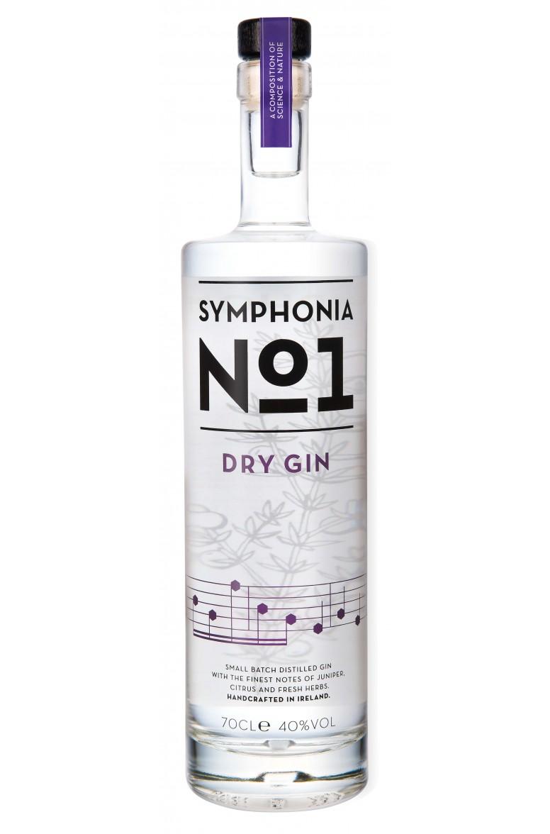 Symphonia No.1 Dry Gin 70cl
