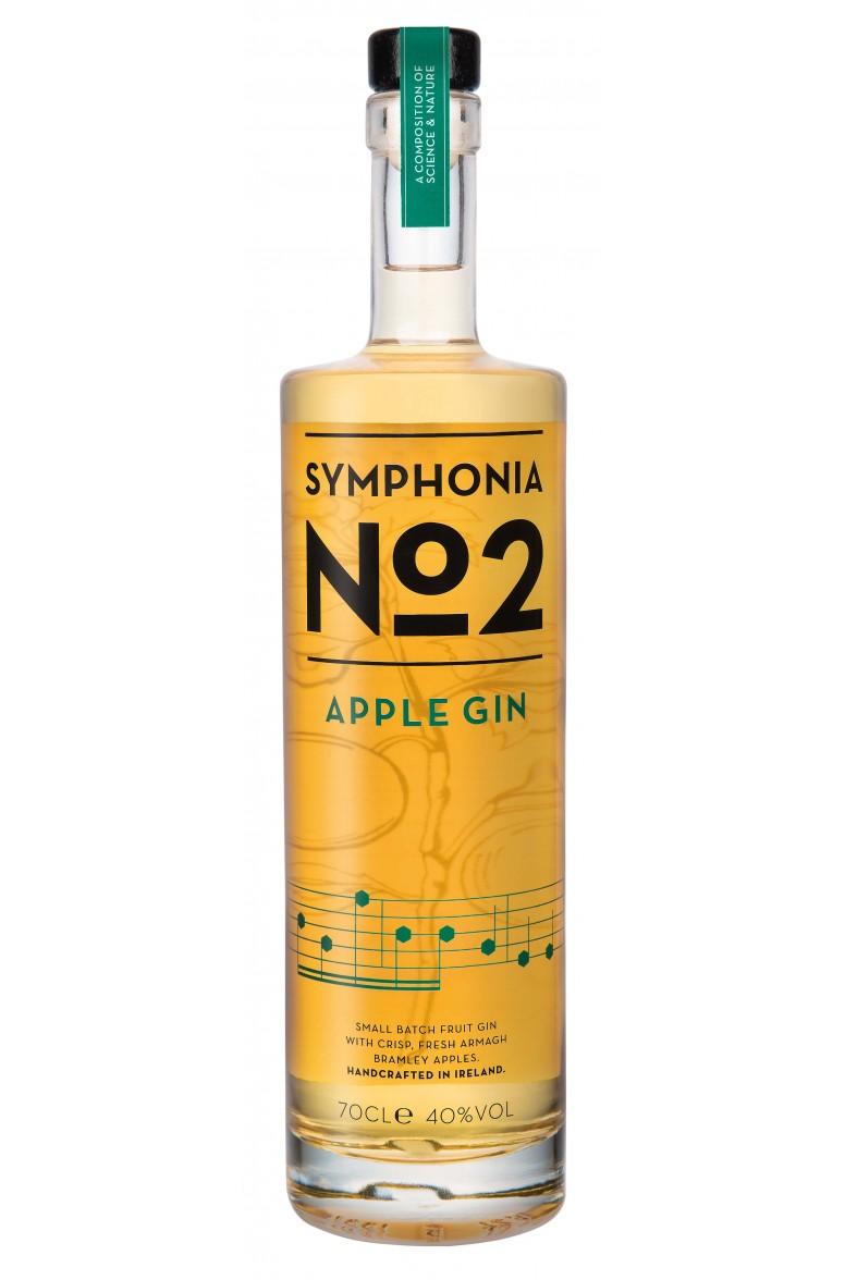 Symphonia No.2 Apple Gin 70cl