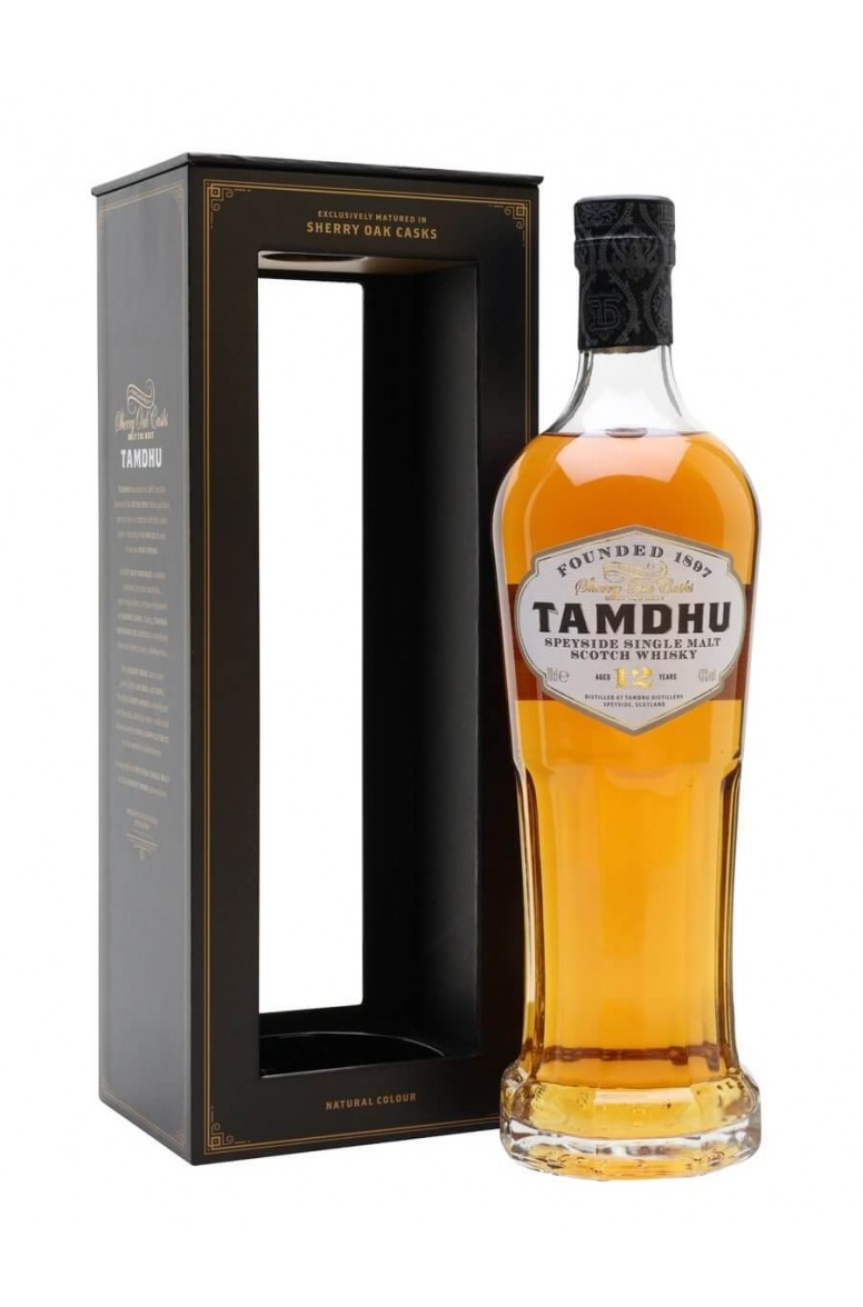 Tamdhu 12 Year Old Single Malt