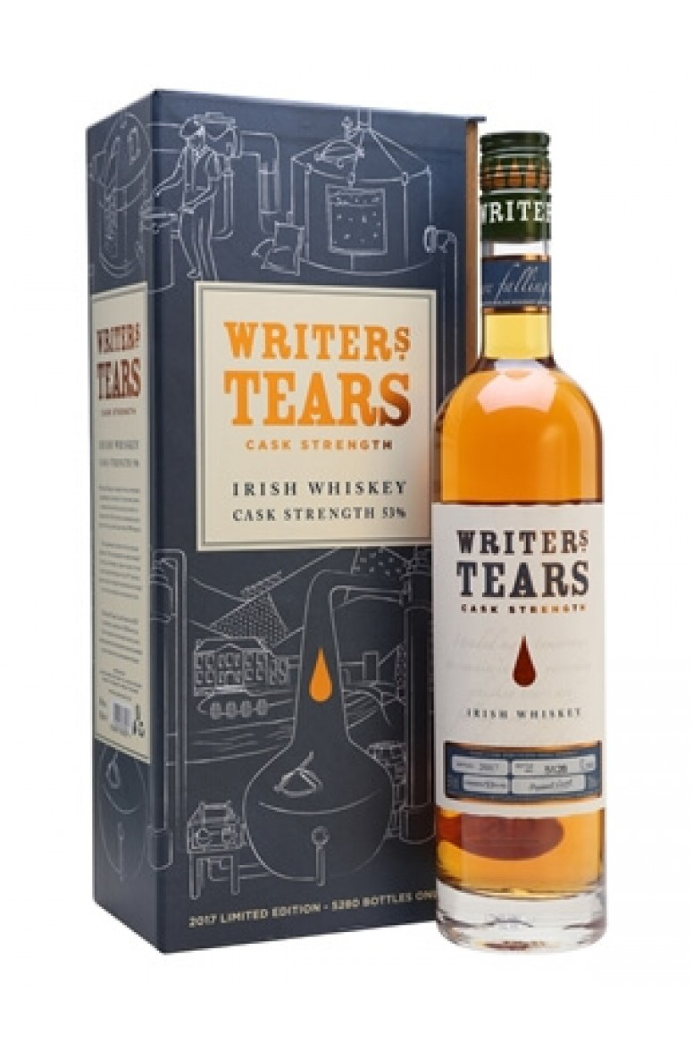 Writers Tears Cask Strength 2017
