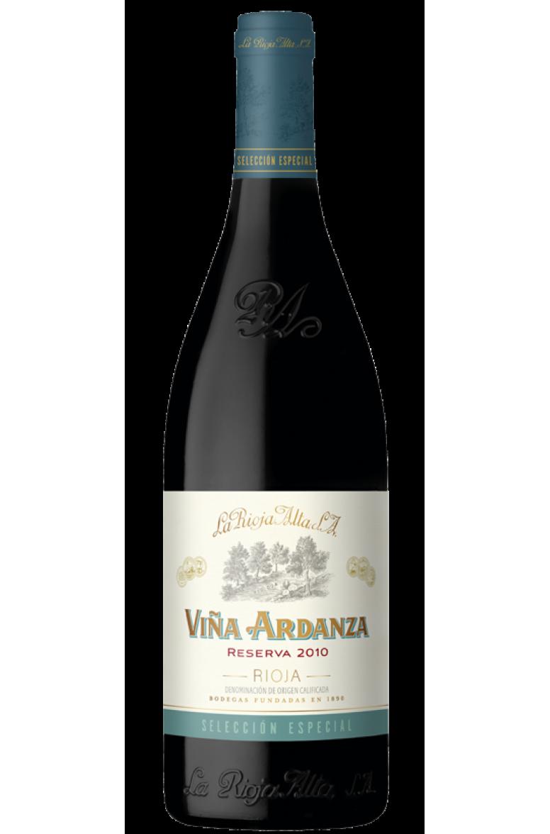 La Rioja Alta Vina Ardanza Selecction Especial