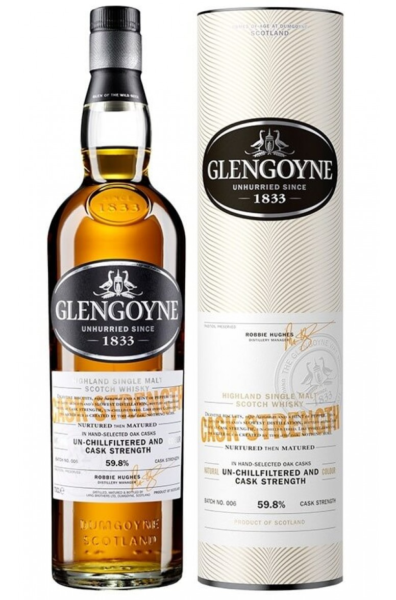 Glengoyne Cask Strength Batch 6