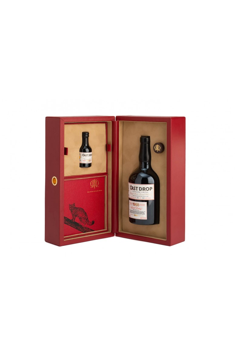 The Last Drop 1968 Glenrothes Single Cask 13504