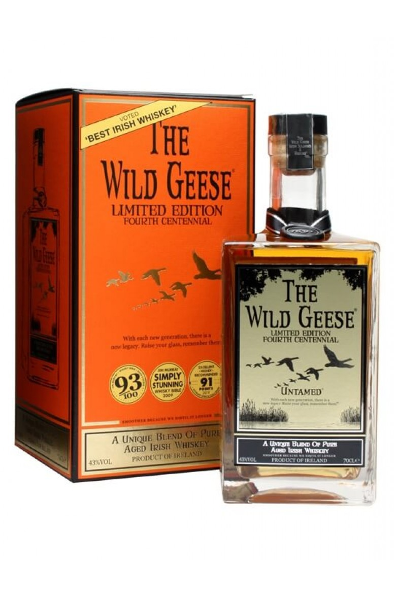 Wild Geese Limited Edition 4th Centennial