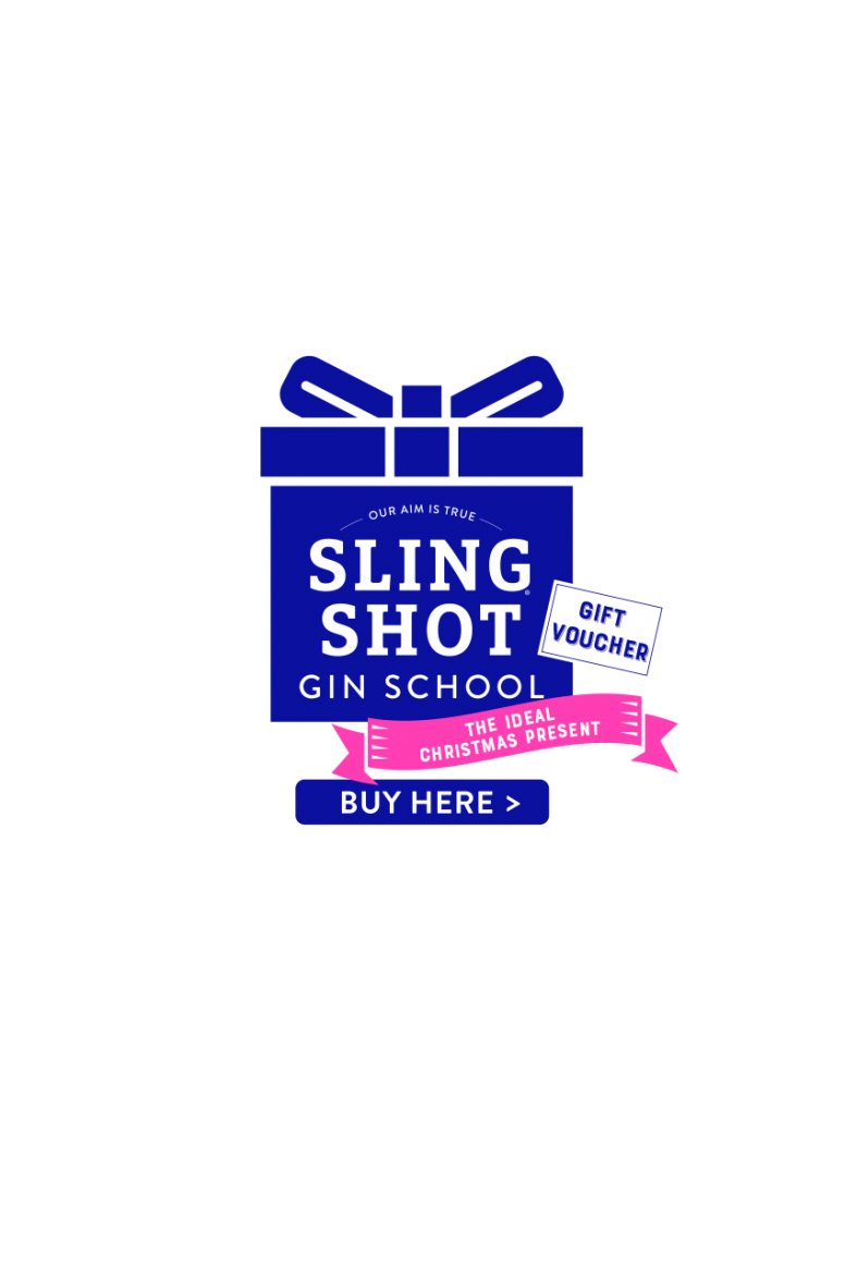 Sling Shot Gin School Gift Voucher