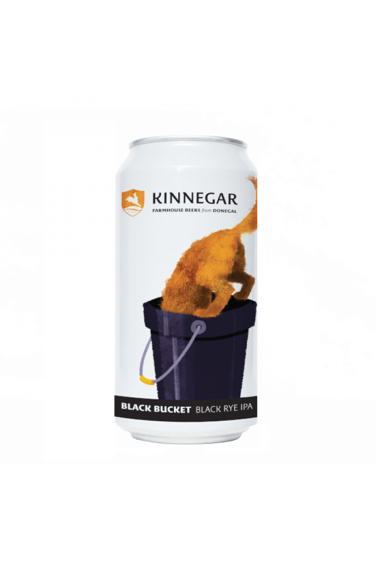 Kinnegar Back Bucket 44cl Can