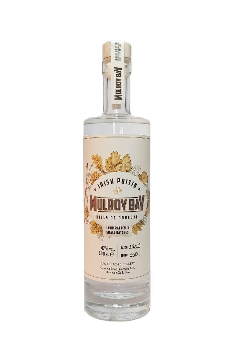 Mulroy Bay Irish Poitin