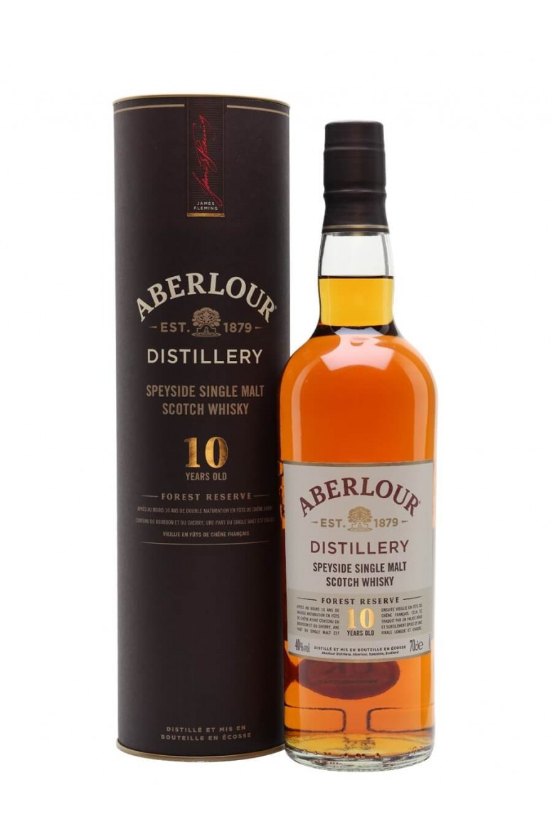 Aberlour 10 Year Old Forest Reserve