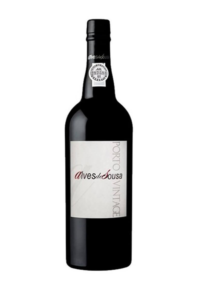 Alves De Sousa Vintage Port 2017
