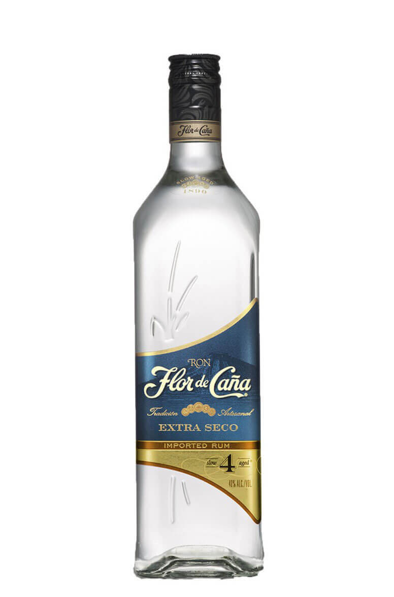 Flor de Cana 4 Year Old Extra Dry 1 Litre
