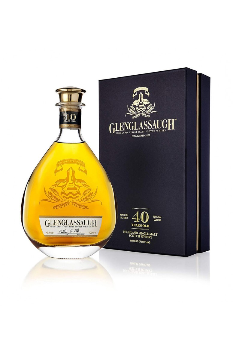 Glenglassaugh 40 Year Old