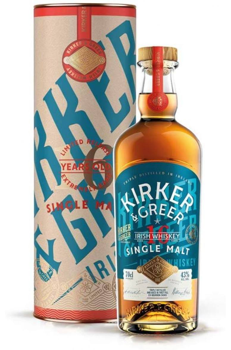 Kirker and Greer 16 Year Old Single Malt
