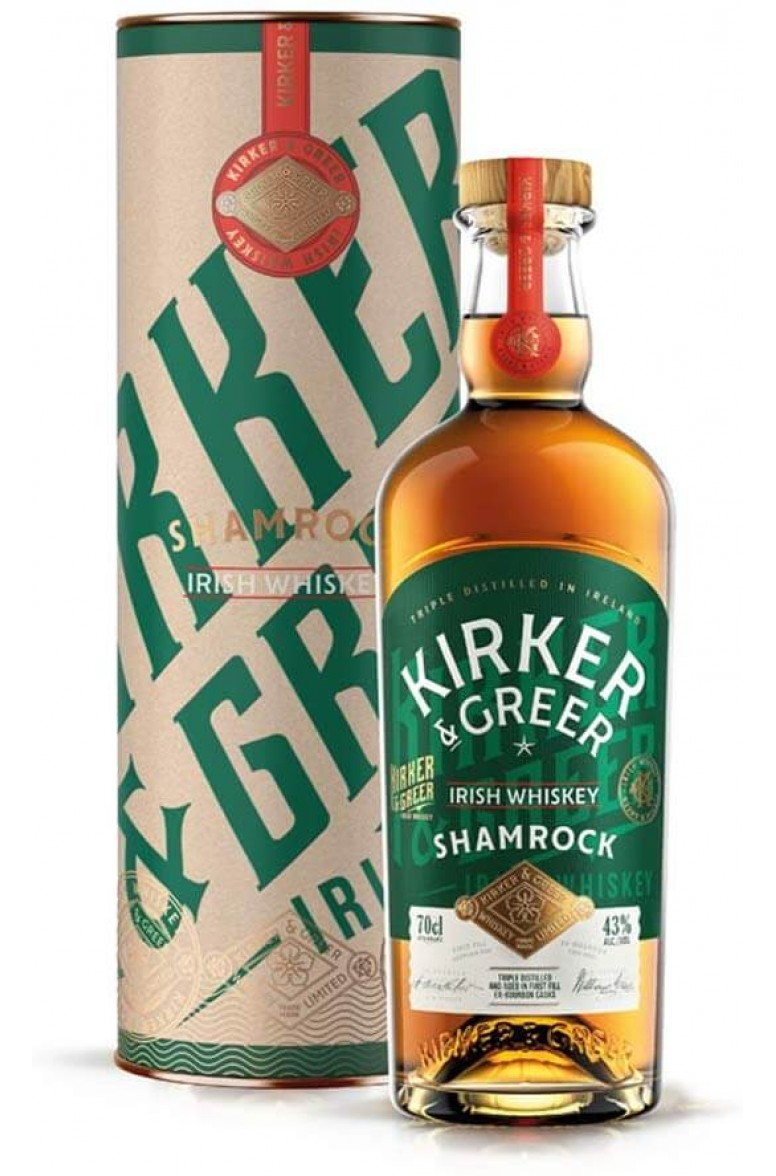 Kirker and Greer Shamrock