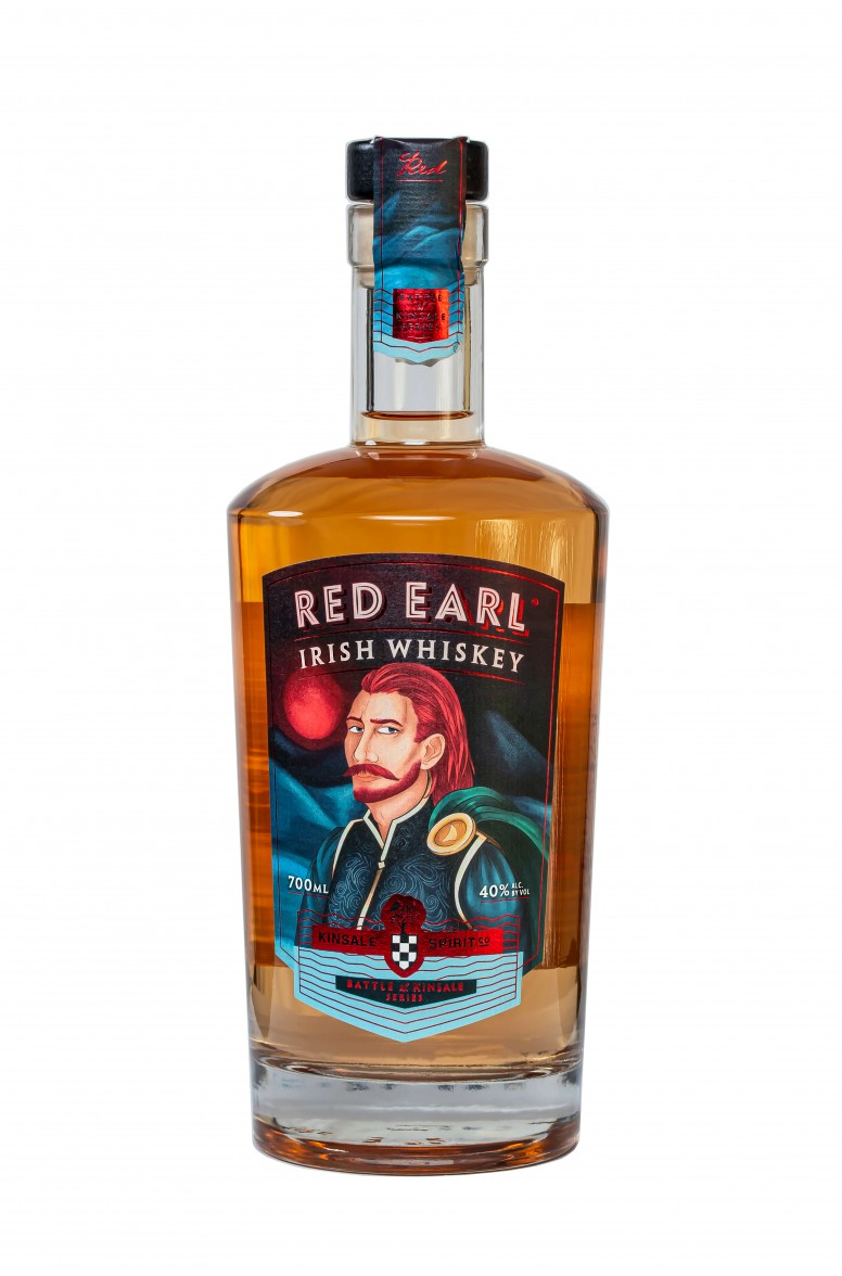 Red Earl Irish Whiskey