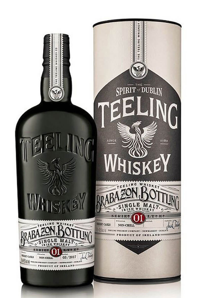 Teeling Brabazon Single Malt Volume 1 Batch 2