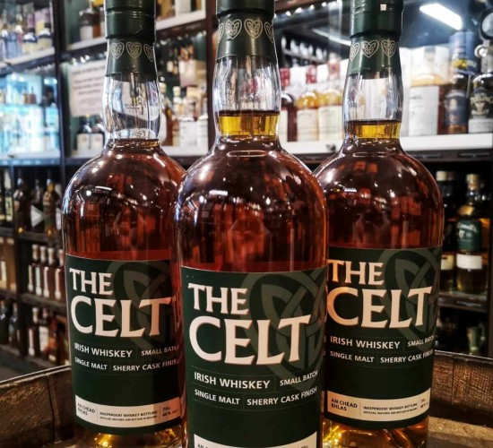 The Celt Small Batch Irish Whiskey - A Brief Introduction to Our Newest Family Member