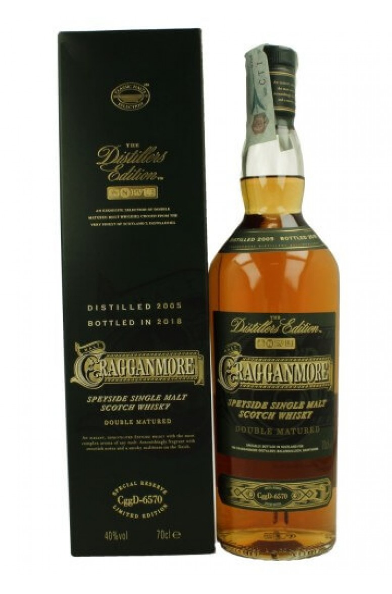 Cragganmore Distiller's Edition Port Cask