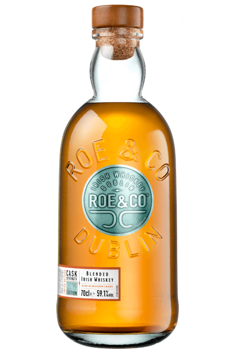 Roe & Co Cask Strength 2019 Edition
