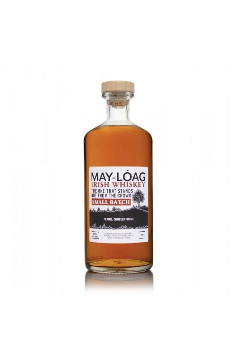 May Loag Small Batch Peated Whiskey