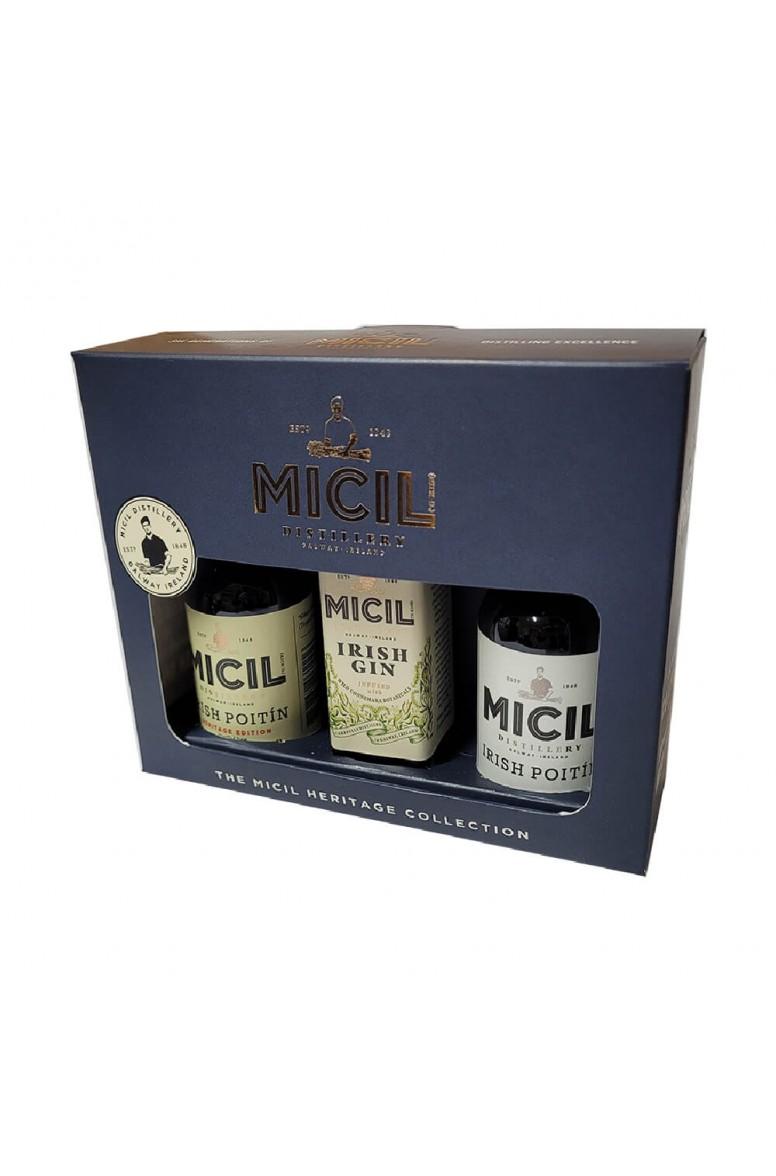 Micil Miniature Pack 3 X 5cl