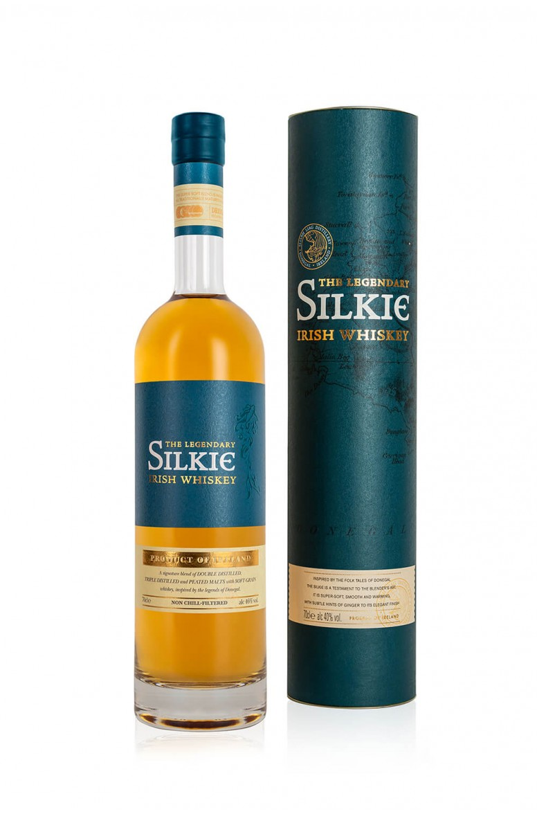 Silkie Blended Irish Whiskey