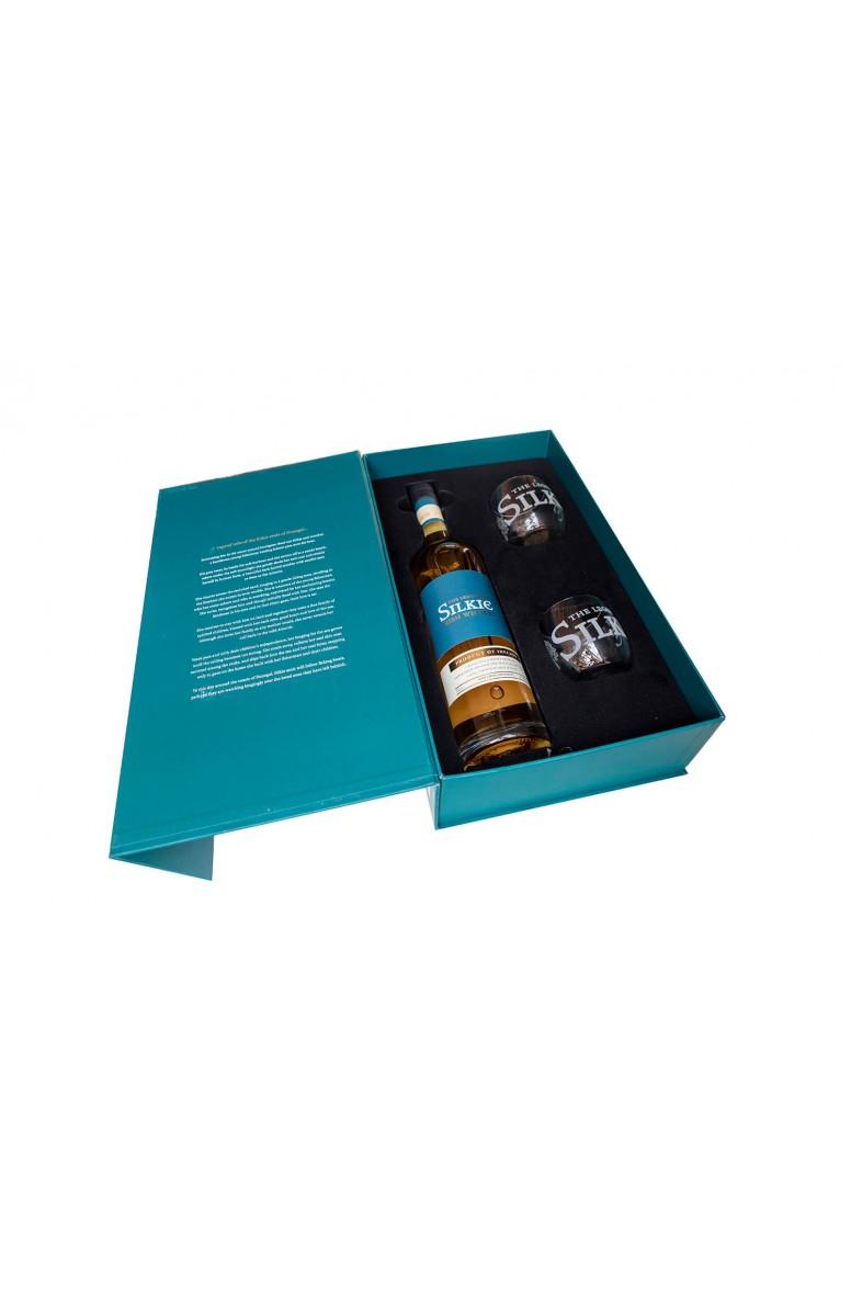 Silkie Blended Irish Whiskey Gift Pack
