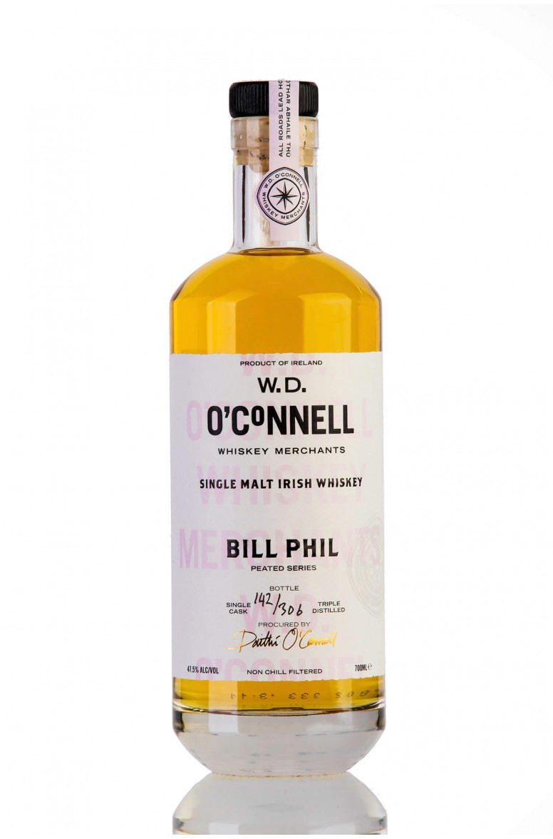 W.D. O'Connell Bill Phil Peated Series Single Cask