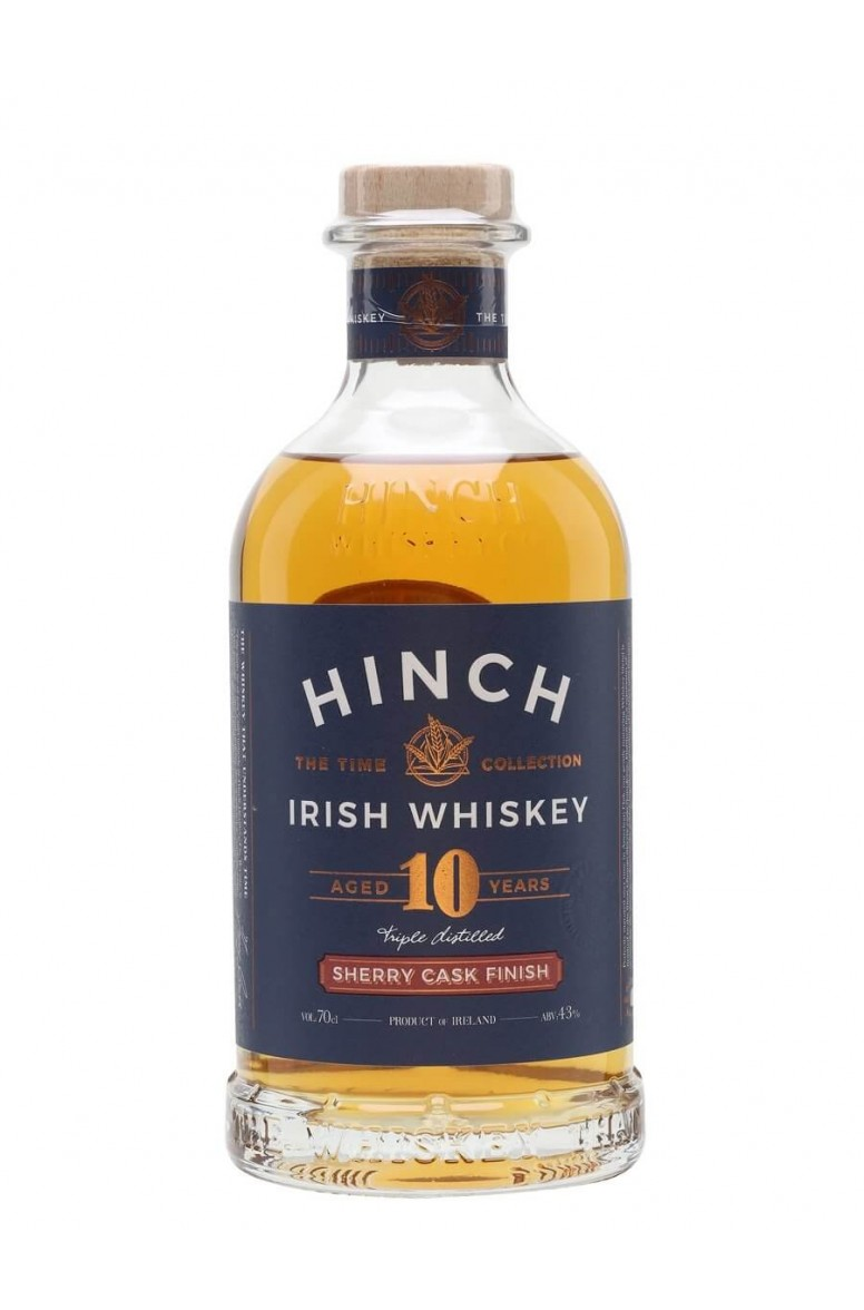 Hinch 10 Year Old Sherry Cask Finish