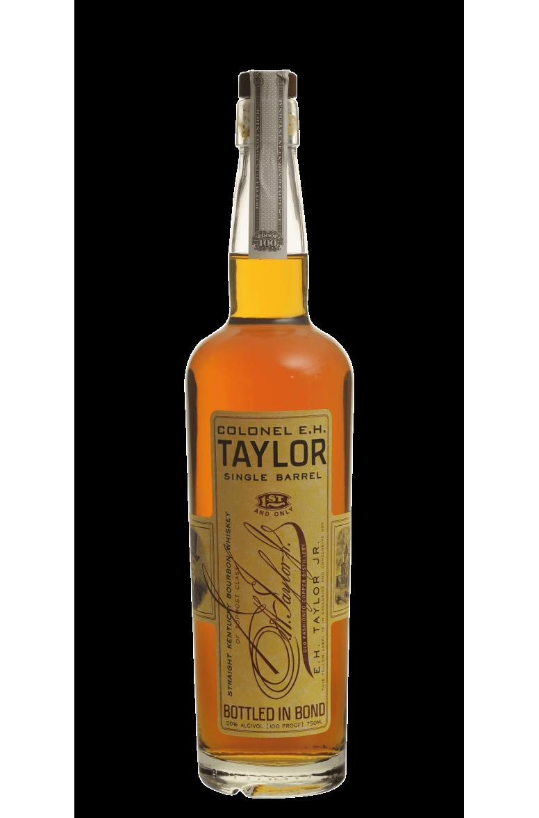 EH Taylor Jr Single Barrel