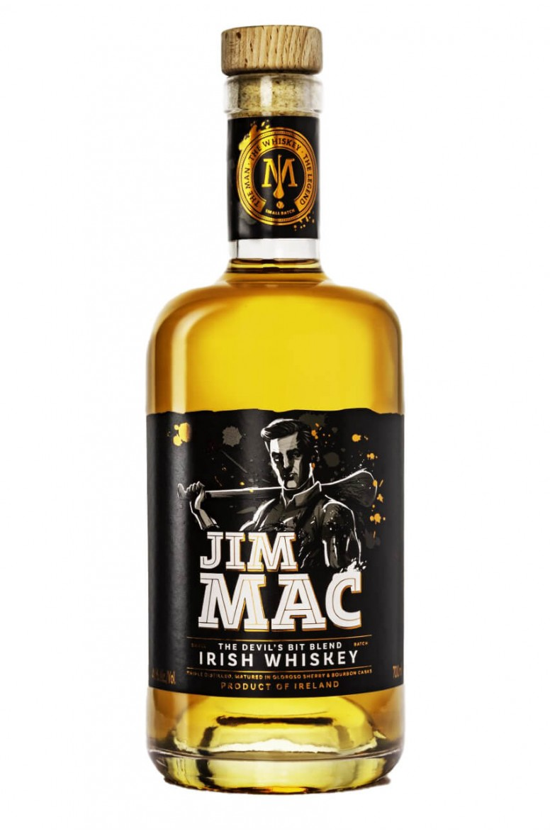 Jim Mac Irish Whiskey