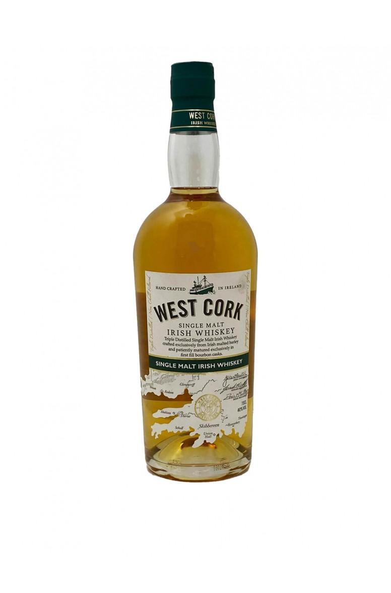 West Cork Bourbon Cask Single Malt