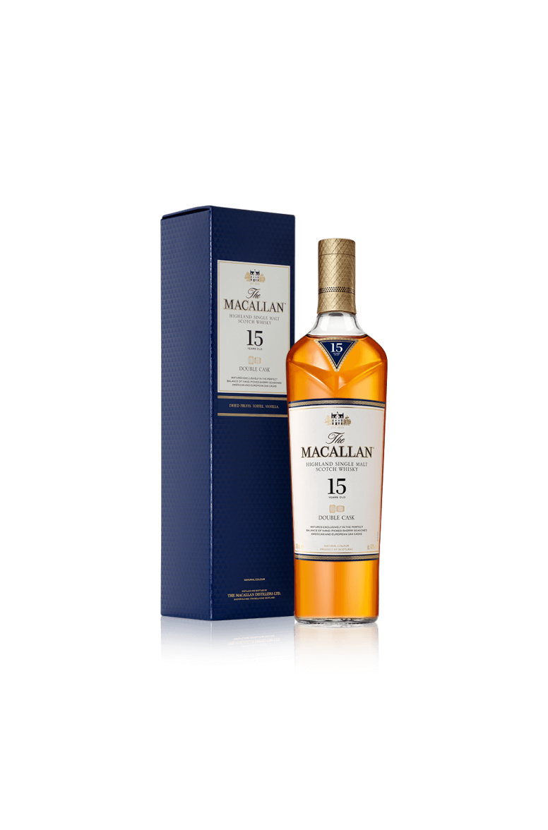 Macallan Double Cask 15 Year Old