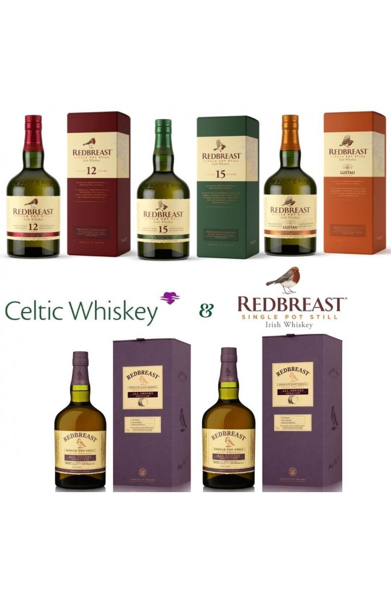 Redbreast Tasting EU Based Customers Including Delivery