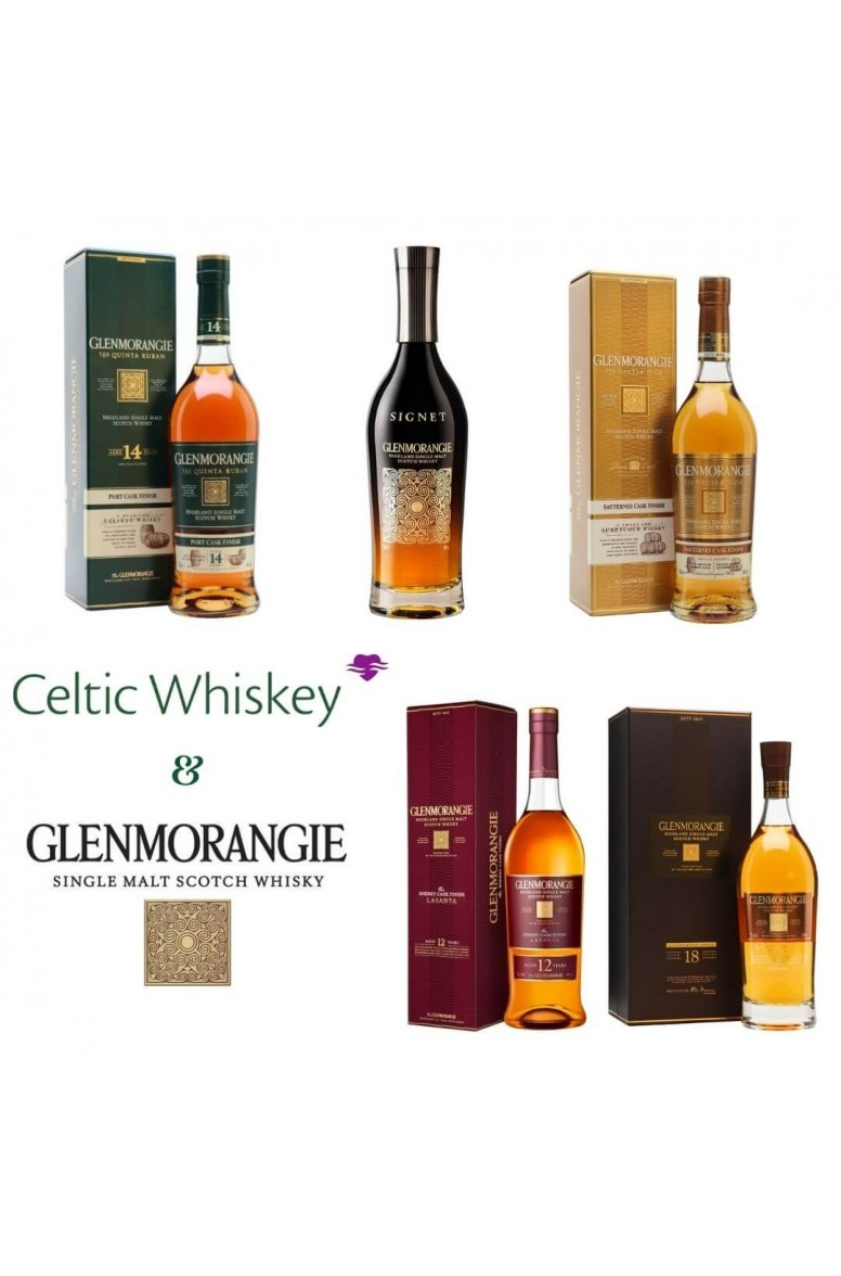 Glenmorangie Burns Night Tasting Pack Non EU Based Customers (Including Delivery)