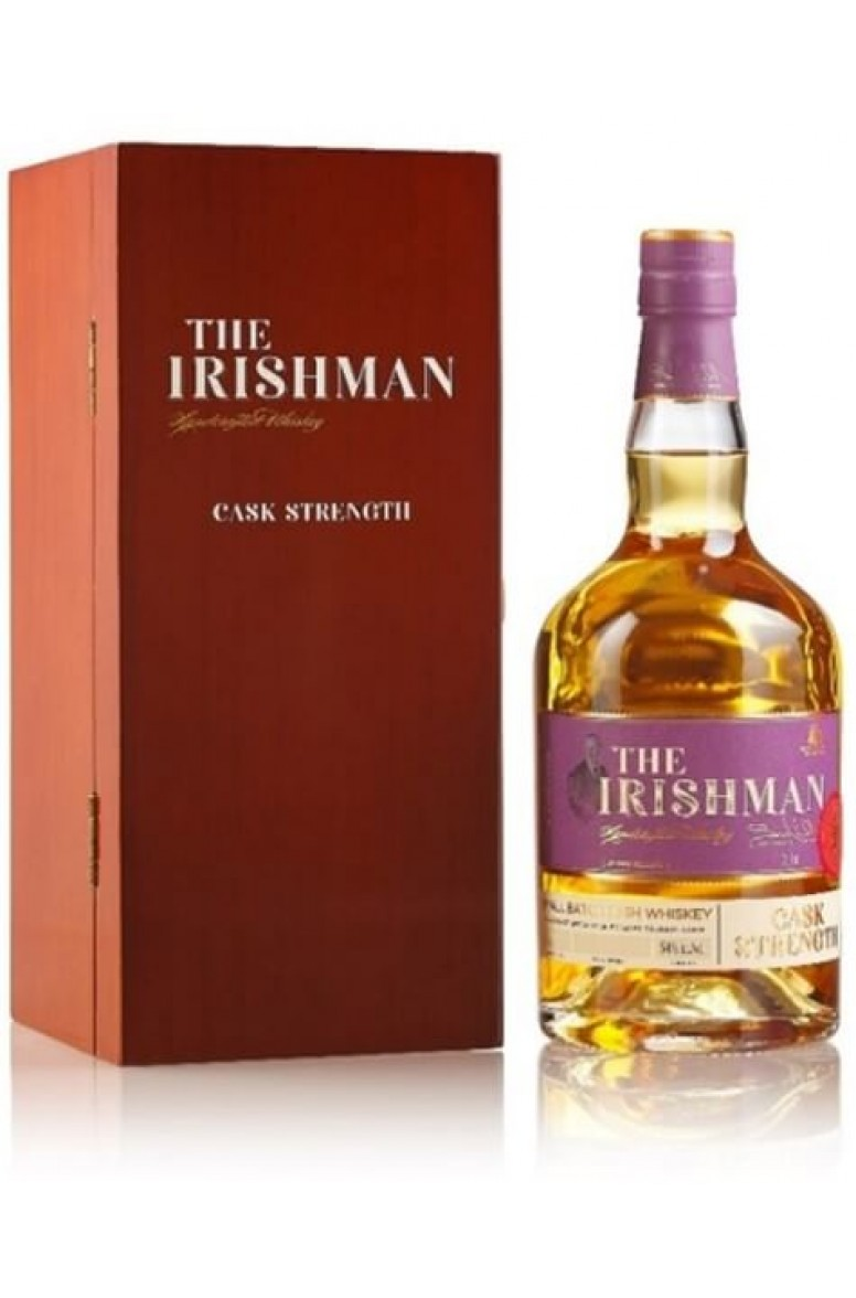 Irishman Cask Strength 2020 Edition