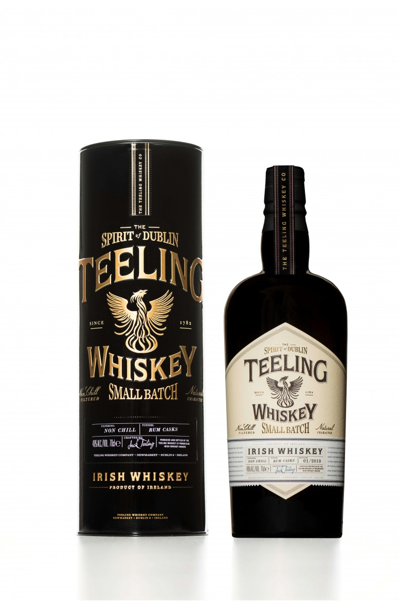 Teeling Small Batch with Gift Tin