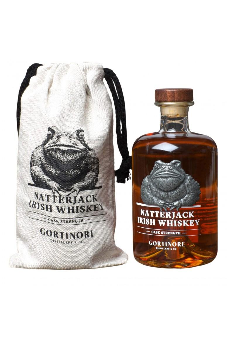 Natterjack Cask Strength Whiskey