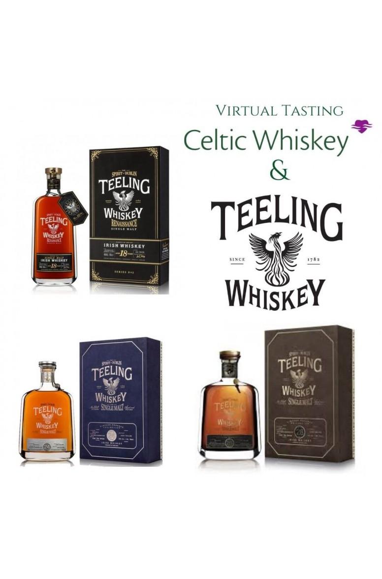 Teeling Tasting Pack Inc. Delivery