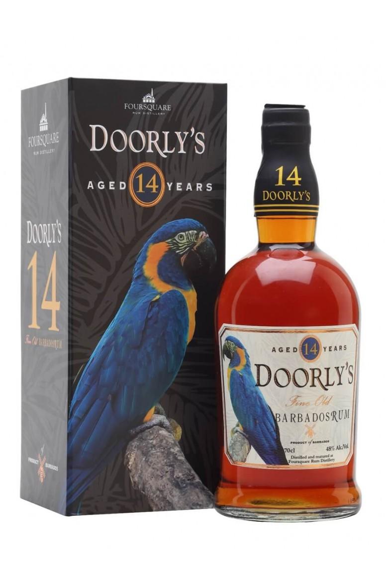 Doorlys 14 Year Old Barbados Rum