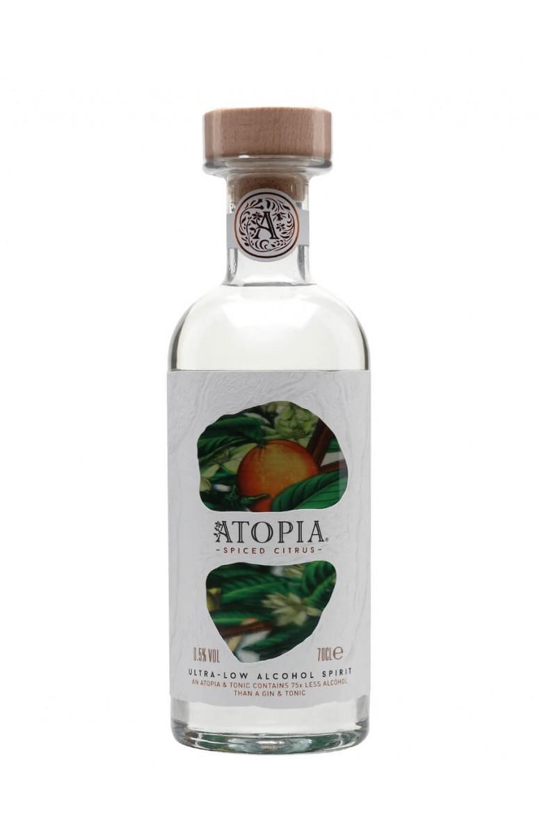 Atopia Spiced Citrus Low Alcohol Spirit