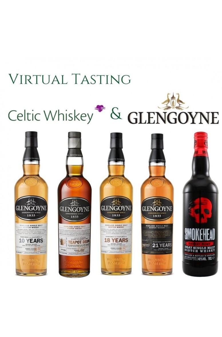 Glengoyne Single Malt Tasting Pack including Delivery
