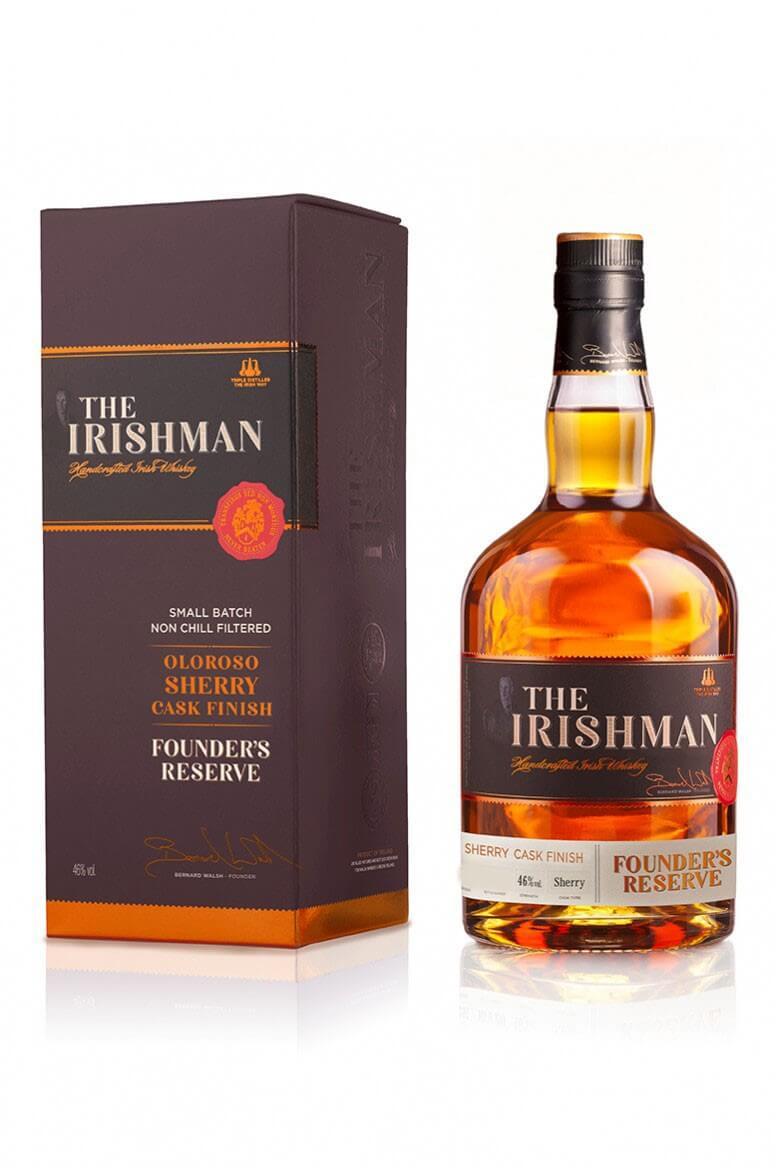 Irishman Founders Reserve Sherry Cask
