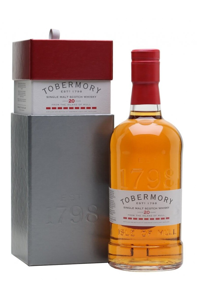 Tobermory 20 Year Old Isle of Mull