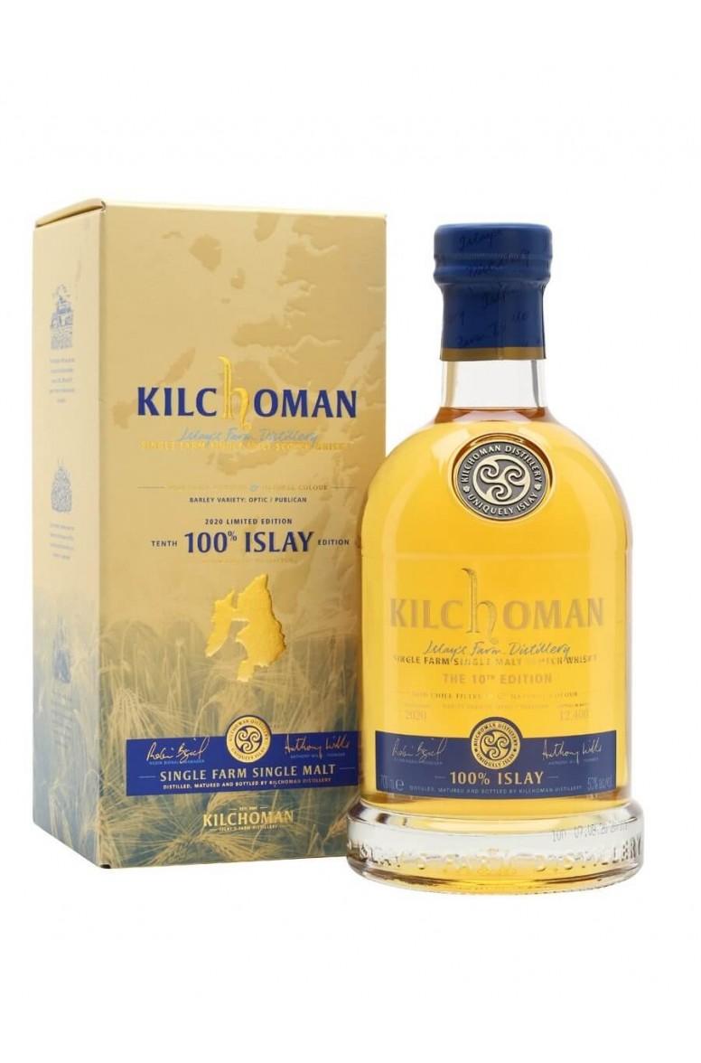 Kilchoman 10th Edition 100% Islay
