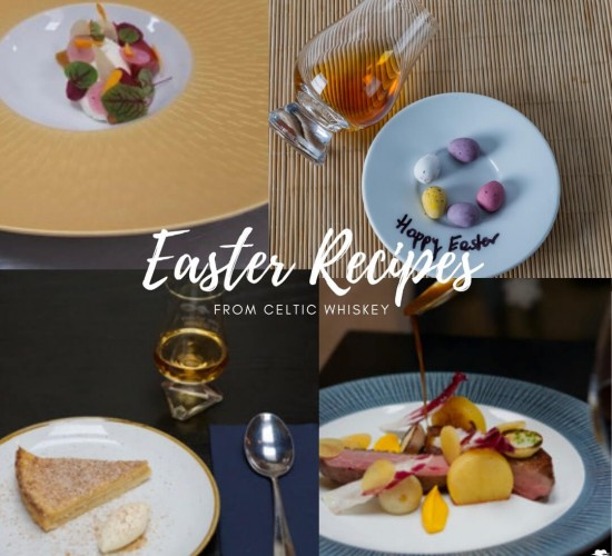 Have a Hoppin' Good Easter with Celtic Whiskey Bar and Larder