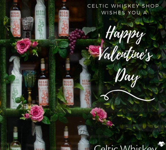 Valentine's Day at Celtic Whiskey Shop
