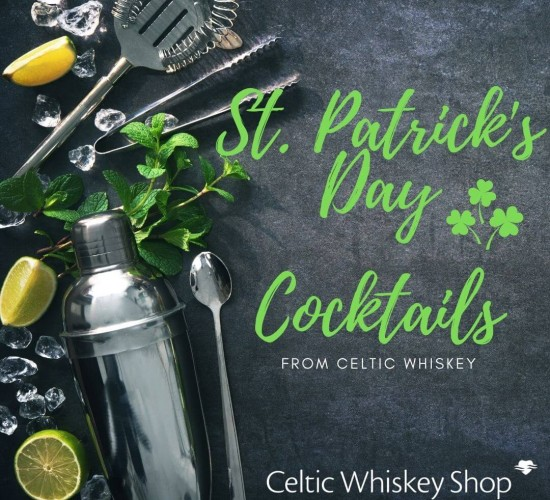 Irish Whiskey Cocktails to Enjoy This St Patrick's Day