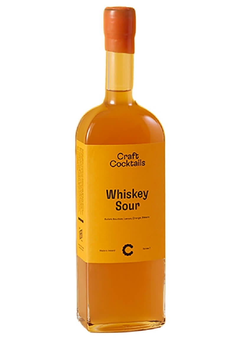 1661 Whiskey Sour 70cl
