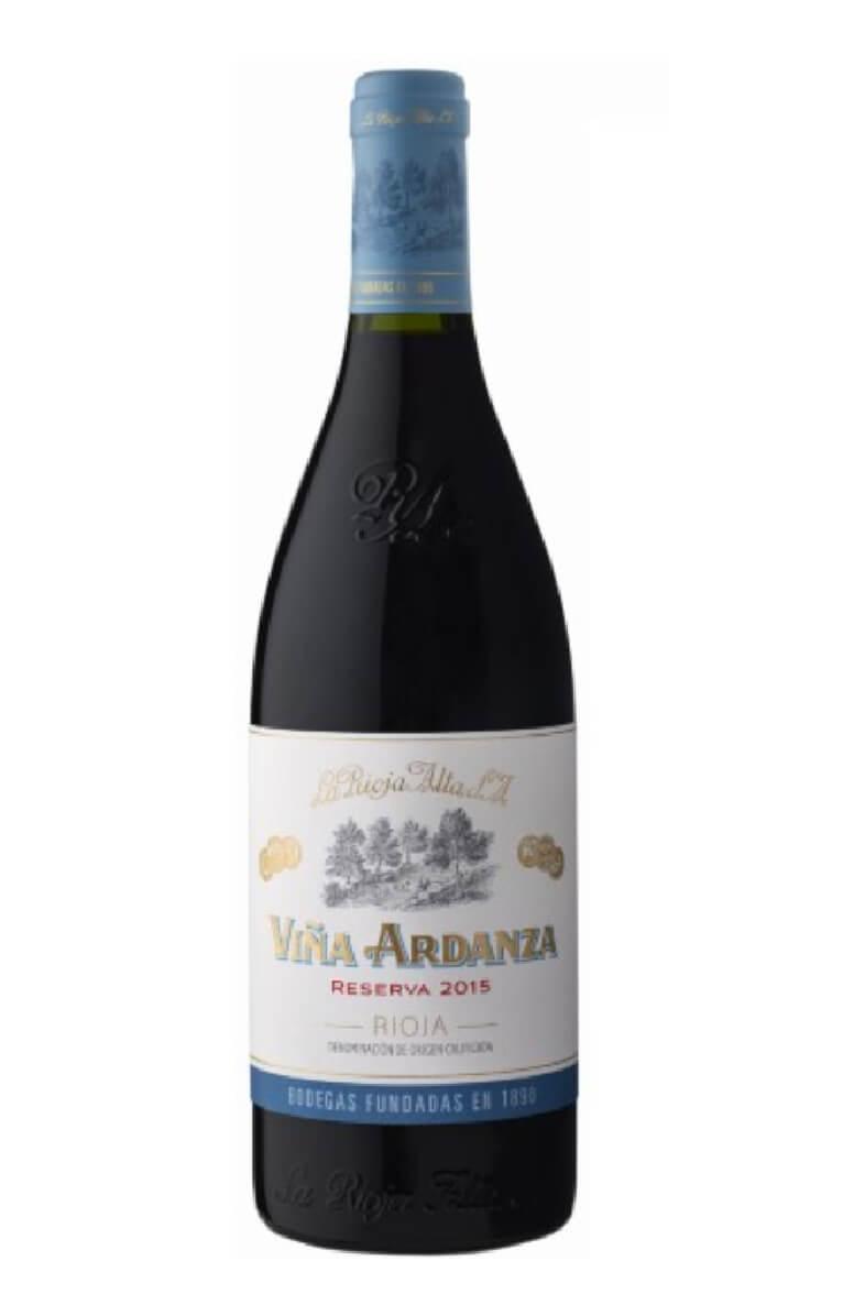 La Rioja Alta Vina Ardanza 2015 Reserva