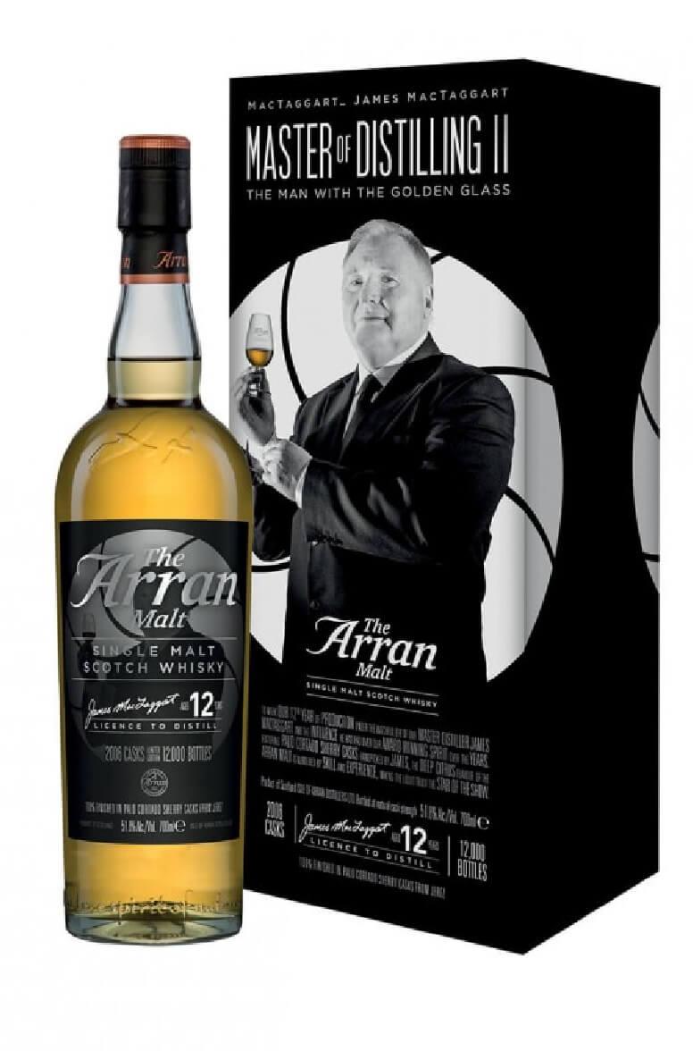 Arran Master of Distilling 2